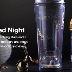 Starbucks: NEW Enchanted Night Collection