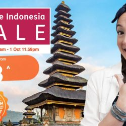 Jetstar: Irresistible Sale Fares from SGD53 to Indonesia!