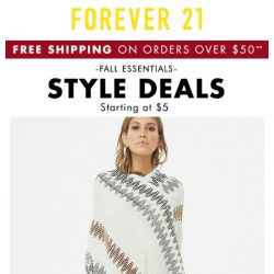 [FOREVER 21] THIS IS A HUGEEEE DEAL.