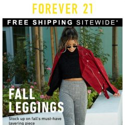 [FOREVER 21] OUR #FOREVERBABES
