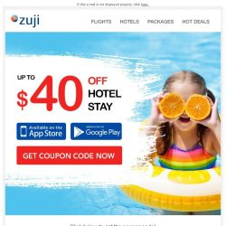 [Zuji] BQ.sg: $40 OFF your hotel stay!