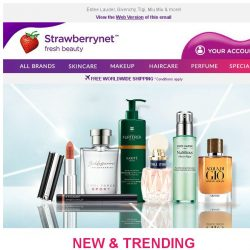 [StrawberryNet] 🌬️ October New Arrivals That'll BLOW You Away!