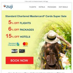 [Zuji] BQ.sg: 5% OFF your flight! No limits!