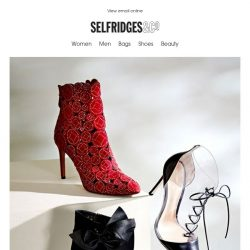[Selfridges & Co] Hey, scene-stealer