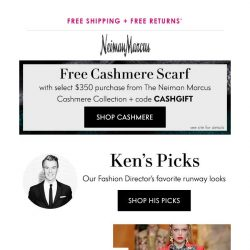 [Neiman Marcus] Runway picks from our fashion director