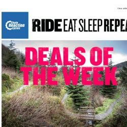 [Chain Reaction Cycles] All. The. Deals.