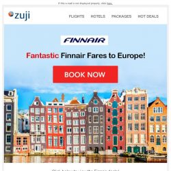 [Zuji] BQ.sg: Fantastic Finnair Fares are back!