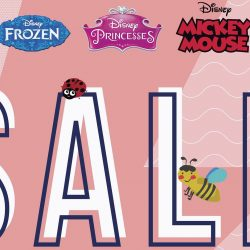 OG Orchard Point: Selected Kids Apparel from Angelic Eyes, Disney Princess, Disney Frozen, Mickey Mouse & More on Sale at Up to 70% OFF
