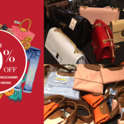 The Fashion Gallery: Family & Friends Luxury Fashion Sale with Up to 70% OFF Luxury Products from Coach, Furla, Longchamp, Versace & More!