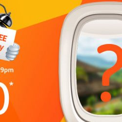 Jetstar: $0 Friday FREE Fare Frenzy is back from 9am!