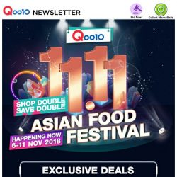 [Qoo10] Grab Breakfast Specials Fr $9.90! Be a Cereal-Killer with Kellogg's Official Launch & More! >