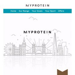 [MyProtein] In case you missed Singles' Day...