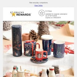 [Starbucks] More merry gifting 🎄