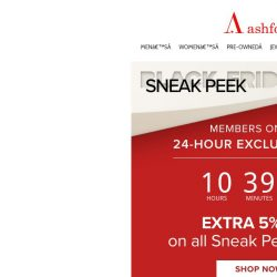 [Ashford] Members Only ♥ 24 hours exclusive sale