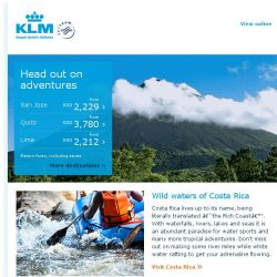 [KLM] Are you ready to go on an adventure?