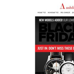 [Ashford] DOORBUSTER DEALS LIVE – Limited Time – Limited Quantity
