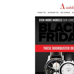 [Ashford] DOORBUSTER DEALS – Our lowest prices!