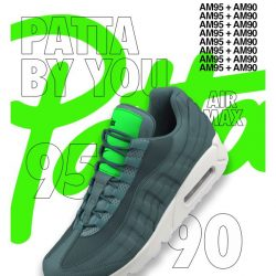 [Nike] Air Max X Patta X You
