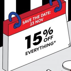 Sephora: Black Friday Sale 2018 with 15% OFF Everything In Stores & Online