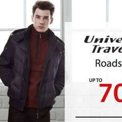 Universal Traveller: Roadshow with Up to 70% OFF Winter Wear & Luggage at Northpoint City