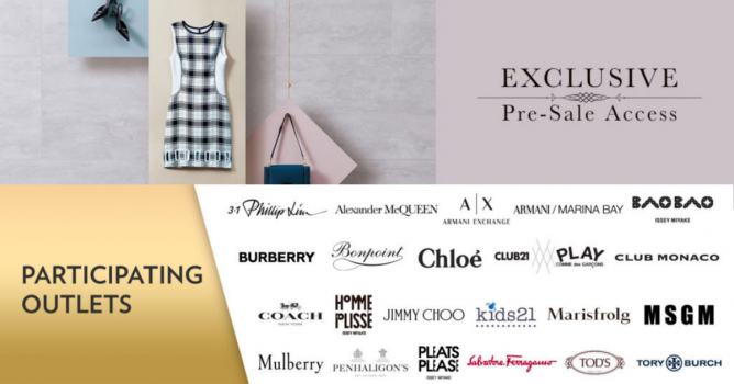 3297b285f082 Marina Bay Sands  Exclusive Pre-Sale Access to the Hottest End-of-Season  Sale!