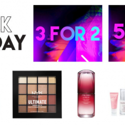 Best Black Friday Beauty Deals from Overseas Sites: LookFantastic, Beauty Expert, MANKIND & HQhair!