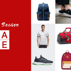 DOT: Annual End of Season Sale with Up to 70% OFF Adidas, Fjallraven Kanken, Herschel, New Balance, Nike, Puma, Reebok, Under Armour & MORE!