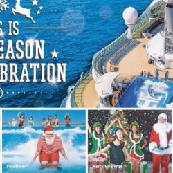 Royal Caribbean: Xmas Sale with 2nd Guest at $11, Up to USD300 Wi-Fi & Dining Credit & $50 OFF Per Stateroom!