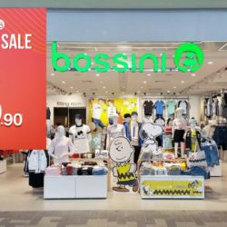 Bossini: Warehouse Sale with Bargains from Just $3.90!