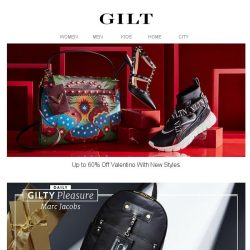 [Gilt] Up to 60% Off NEW Valentino | 60 – 80% Off Sandro, Maje & More