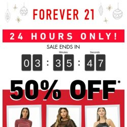 [FOREVER 21] 🌸 24 HOURS ONLY 🌸