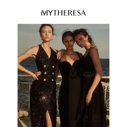 [mytheresa] Find the perfect festive look + limited time free shipping