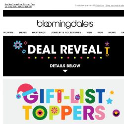 [Bloomingdales] Statement puffers you'll want to gift--and get