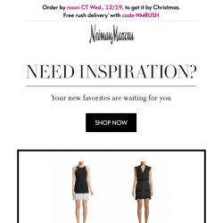 [Neiman Marcus] For you: cinq a sept & other new faves