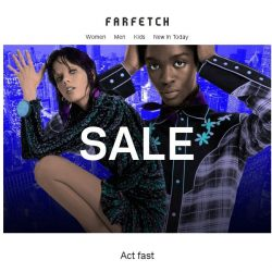 [Farfetch] The best pieces on sale