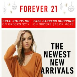 [FOREVER 21] HIT THAT WARDROBE RESET