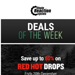 [Chain Reaction Cycles] Deals, Now! 😍