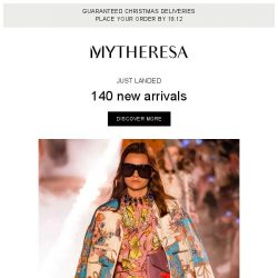 [mytheresa] Just in: Gucci, Valentino and Tibi + limited time free shipping