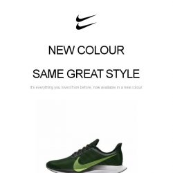 [Nike] Nike Zoom Pegasus Turbo in an all-new colour