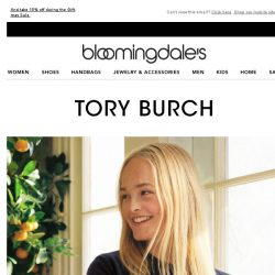 [Bloomingdales] Our top gift picks from Tory Burch