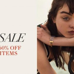 Charles & Keith: 12.12 Sale with Up to 50% OFF Sale Items