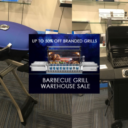 Liberty Barbecues: Barbecue Grill Warehouse Sale with Up to 50% OFF on Branded BBQs