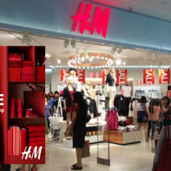 H&M Singapore: Sale Up to 70% OFF at All Stores!