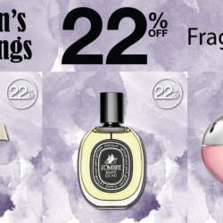 BeautyFresh: Get 22% OFF Fragrances with Coupon Code Online!