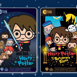 EZ-Link: NEW Harry Potter EZ-Link Cards Available at $12 Each!