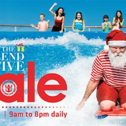 Royal Caribbean: Year-End Festive Sale - Cruise Away at $399 for 2 Guests!