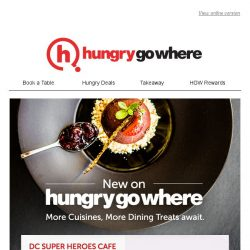 [HungryGoWhere] Expand your favourite makan list with these newly onboard restaurants on HungryGoWhere!