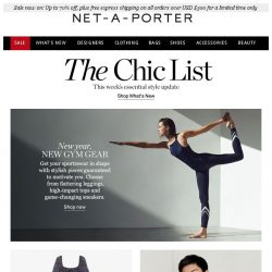 [NET-A-PORTER] The new hue we've fallen for