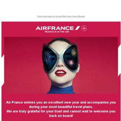 [AIRFRANCE] 2019, here we are!