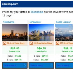 [Booking.com] Prices in Yokohama dropped again – act now and save more!